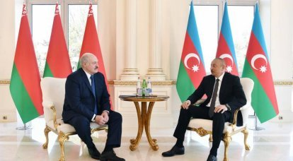 """The relationship is brilliant"": Lukashenko offered Aliyev assistance in the restoration of Karabakh"