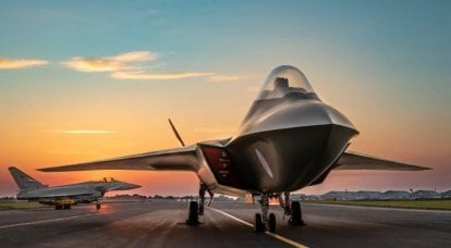 """UK bets on Tempest """"fighters of the future"""""""