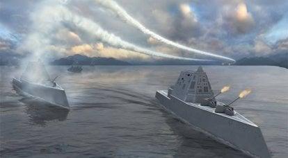 世界の海軍における革新的な解決策。 第一部