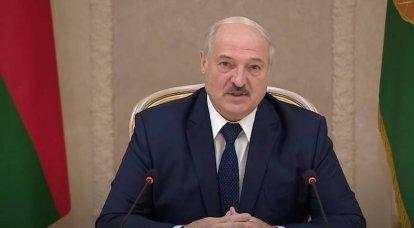 बेलारूस ने लातविया, लिथुआनिया और एस्टोनिया के खिलाफ प्रतिशोधात्मक प्रतिबंध लगाए
