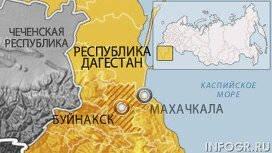 Buynaksk 13年度特别行动11月2010