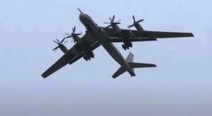 美国为何专门举起F-22猛禽来护送俄罗斯联邦的Tu-95MS VKS:原因