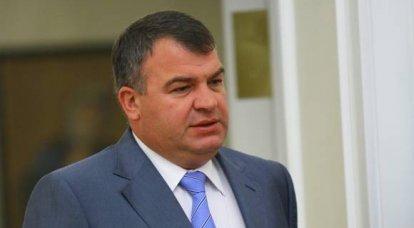 Wird der Kreml genug Kraft haben, um der Neuzuweisung von Serdyukov standzuhalten?