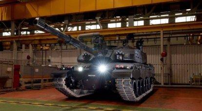 Siyah gece ve streetfighter. İngiltere hangi tankı alacak?
