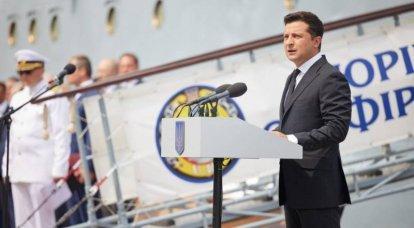 Korvetler bile döşenmedi: Ukrayna'da Zelensky, Ukrayna Silahlı Kuvvetleri Deniz Kuvvetleri'nin Türkiye'deki gemilerinin inşası konusunda bir yalana yakalandı.