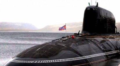Aux États-Unis, nommé 5 sous-marins qui peuvent compléter l'histoire de l'humanité