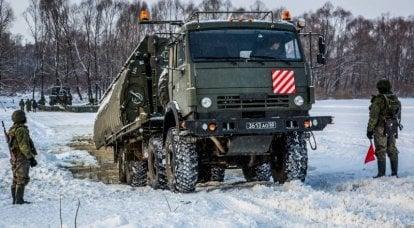 Dia das tropas de engenharia da Rússia
