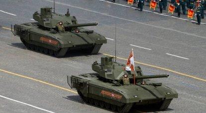 """Su-57 et """"Armata"""" contre l'économie et l'opportunité"""