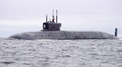 영국 언론: 수십 대의 러시아 원자력 발전소 Boreis가 영국에 가깝습니다.