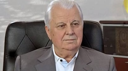 Kravchuk wants to involve the United States in negotiations on Donbass