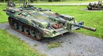Strv 103C: dentro del saber hacer sueco