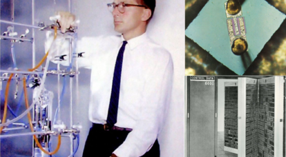 The birth of the Soviet missile defense system. Osokin vs. Kilby, Who Really Invented the Microcircuit