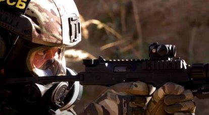 """Oficina """"K"""": fuerzas especiales, para las cuales la guerra en el Cáucaso Norte nunca terminó"""