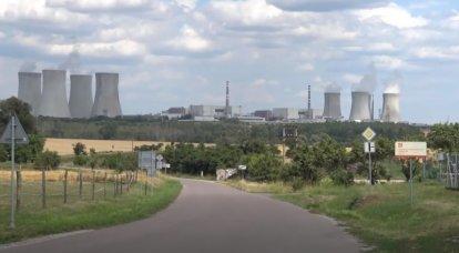 チェコ共和国はついにロザトムをドゥコバニ原子力発電所の発電所建設の入札から除外した