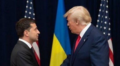 """""""Vous répondrez de la destitution"""": ce qui attend l'Ukraine en cas de réélection de Trump"""