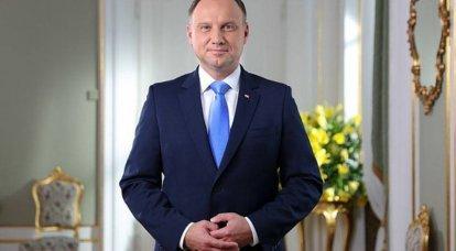 Der polnische Präsident beschuldigte die EU-Behörden des ideologischen Drucks und zwinge die Nation, fremde Prinzipien zu akzeptieren