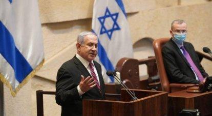 イスラエルの報道機関:クネセットはアメリカの国会議事堂に起こったことから免れません