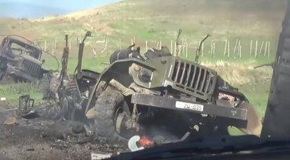 """""""O Ocidente poderia reconhecer a independência de Nagorno-Karabakh, assim como Kosovo"""" - Interesse Nacional"""