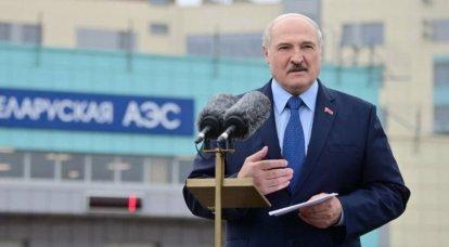 """""""Los servicios especiales extranjeros estaban preparando un intento de asesinato contra mí y mis hijos"""" - declaración de Lukashenka"""