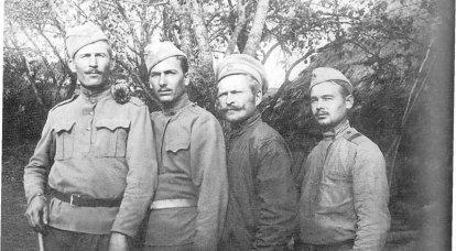प्रथम विश्व युद्ध में रूसी सेना के हमले और हमले। 1 भाग