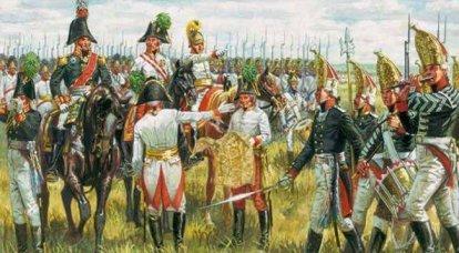 Schlacht von Austerlitz: Schlacht in der Mitte und auf der rechten Seite der alliierten Armee