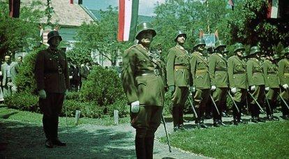 ハンガリーと第二次世界大戦