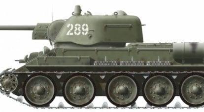 Tank panopticon'umuz: olan ve olabilecek T-34