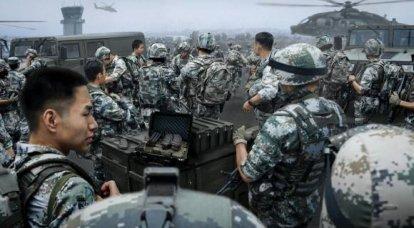 China wird nicht mit Russland und den Vereinigten Staaten entwaffnen