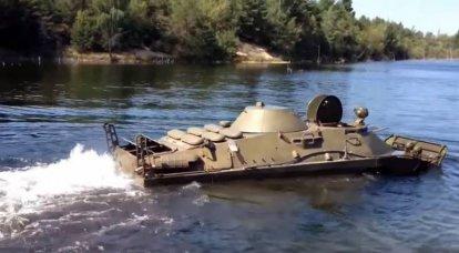 """""""탱크 연대를 지원하기 위해"""": 인도는 소련 BRDM을 대체 할 것을 찾고 있습니다"""