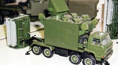 """新的防空系统""""Vityaz""""正准备投入运营"""