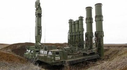 S-300V防空导弹系统:打击飞机,巡航导弹和弹道导弹