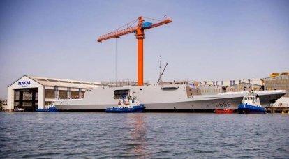 Riad will seine Marine mit europäischen Fregatten und Korvetten stärken