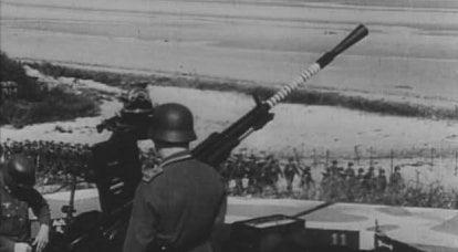 德国防空小口径反苏飞机(6的一部分)
