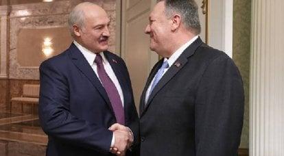 Pompeo - Lukashenko: No hay amenazas para Bielorrusia por parte de la OTAN, Polonia y Lituania