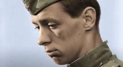 アレクサンドロフ中尉はプロトタイプを持っていましたか-ソビエト映画の「グラスホッパー」:歴史家のバージョン