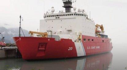 米国では、彼らは「世界最大の砕氷船」の建設に関するトランプの声明を議論しています