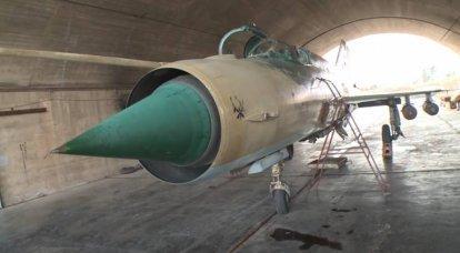 MiG-21 ainda servirá: Vietnã pretende transformar caças desativados em drones