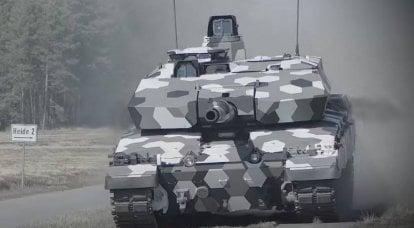 외국 탱크 엔진 : 가장 강력한 세 가지