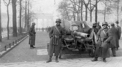 Sur la psychologie et la vie de la génération militaire en URSS et en Allemagne à l'ère 1920