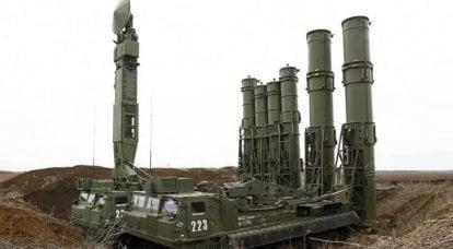Il sistema di difesa aerea militare S-300V4 è stato in grado di abbattere missili ipersonici