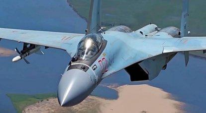 L'Estonie accuse les chasseurs russes Su-35 de violation de l'espace aérien