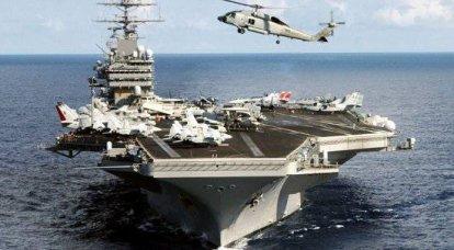 精选航空母舰照片