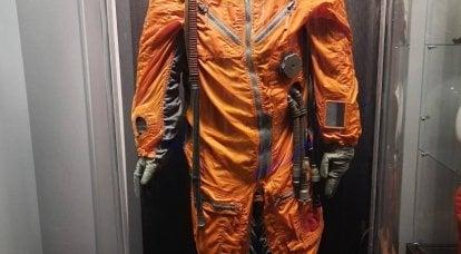 """Havacılık uzay giysisi """"Falcon"""": uçaklar için yaratıldı, """"astronot"""" oldu"""