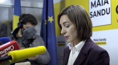 Presse ukrainienne: Maia Sandu en Moldavie a décidé de suivre la voie de Pashinyan en Arménie