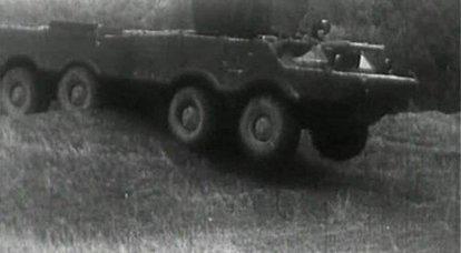 """OTP-21 """"Point"""" in yaratılmasının tarihçesinde az bilinen anlar - B-612 / B-614 füze ile gerçek dışı taktik kompleksleri Hawk / Point"""