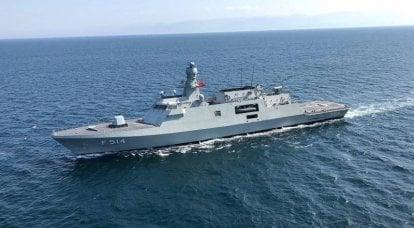 金钱友谊:乌克兰海军的外国船只