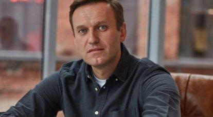 """""""대령과 장군에 대해 제재를 가하는 것은 의미가 없다"""": Navalny는 반 러시아 조치에 대해 유럽 의회에 조언했다"""