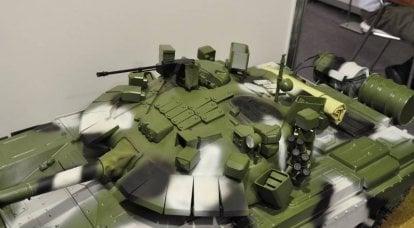 訓練場と空中で、しかし軍隊の間ではありません。 KAZ「アリーナ-M」の未来
