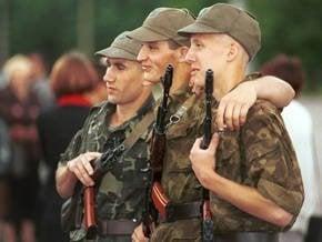 陸軍勤務...それは何ですか - 伝統へのオマージュですか? 古着? それとも国家の習慣だけ?
