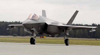 """""""비싸고 신뢰할 수 없음"""": 영국 판은 미국의 35 세대 전투기 F-XNUMX를 비판했습니다."""